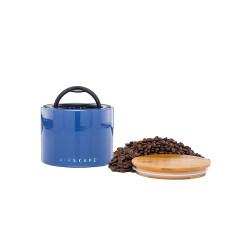 AirScape boite hermétique en céramique émaillée - Bleu - Contenance 250 g - Ben Flavours
