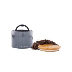 AirScape boite hermétique en céramique émaillée - Gris - Contenance 250 g - Ben Flavours