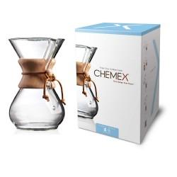 Cafetière Chemex 6 tasses - Ben Flavours