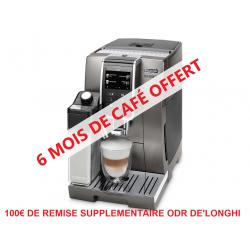 De'Longhi FEB 3795.T + 6 mois de café* - Ben Flavours