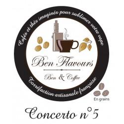 Concerto n°5 - Ben Flavours