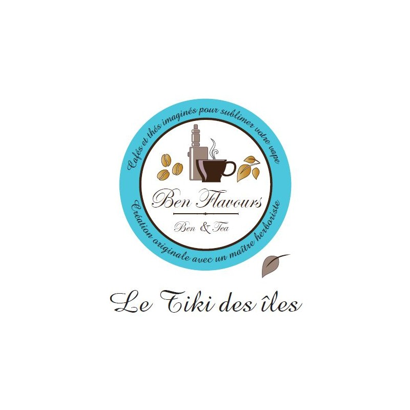 Tiki Des Îles - Ben Flavours